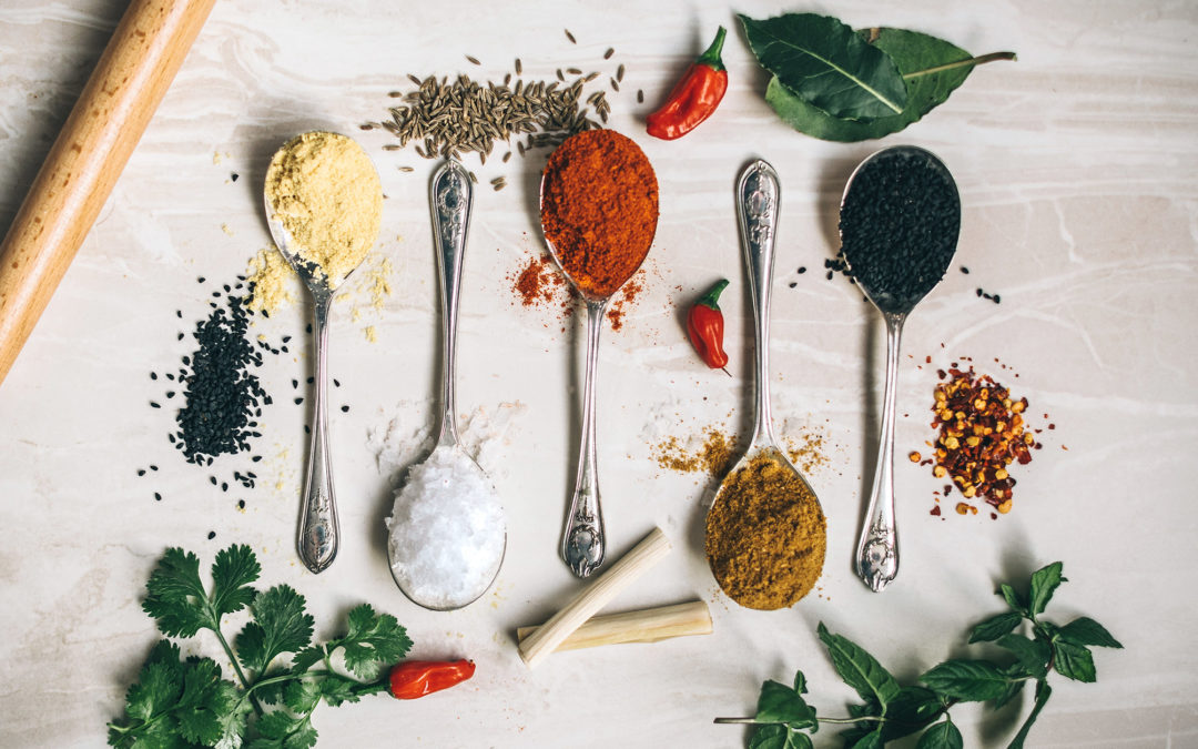 Five new Lähde blends to spice up summer foods